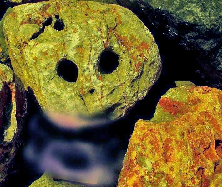 Βερίγου της Νύφης τα λιθάρια