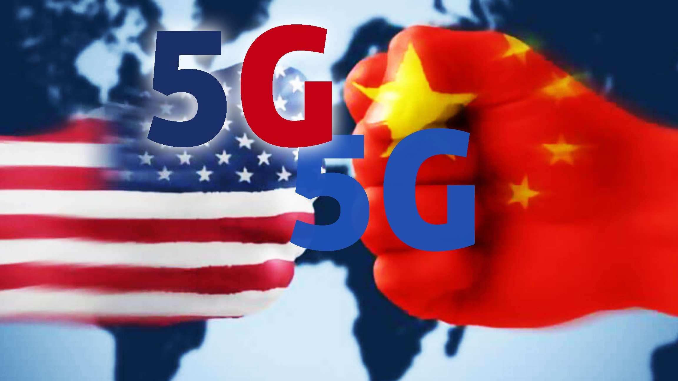 5G USA China
