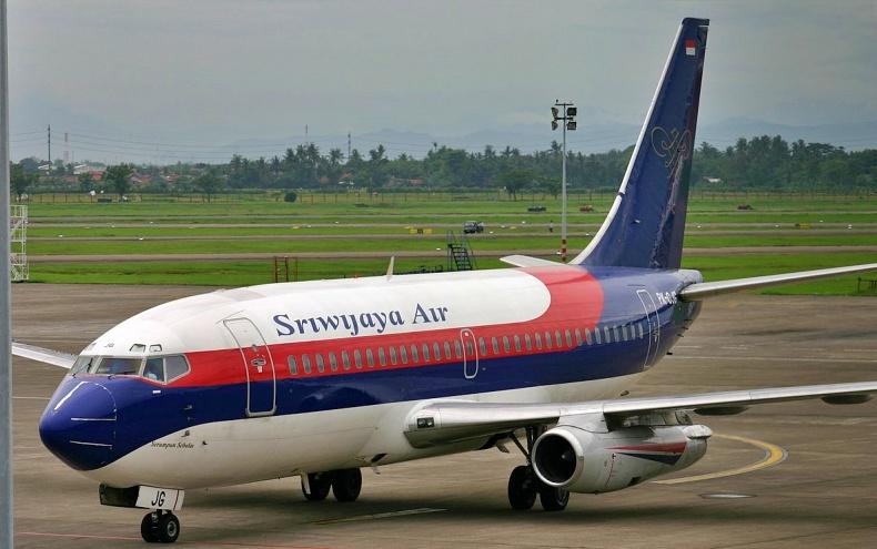 Boeing 737 Sriwijaya Air