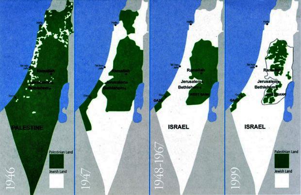 Israel 1945 2000