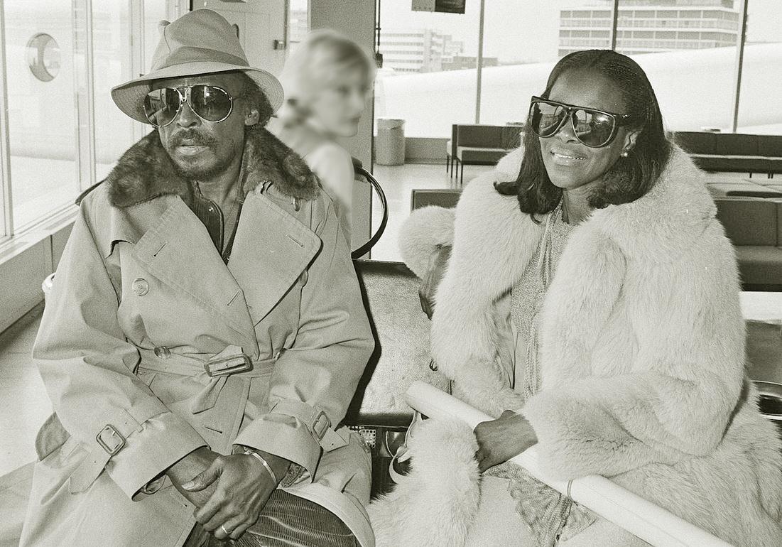 Miles Davis Cicely Tyson 1982