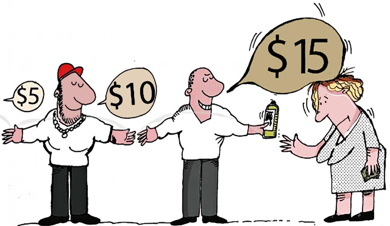 Ni abusos ni especulación con los precios