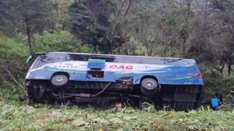 cuba bus accident