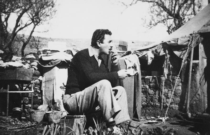 Γιάννης Ρίτσος: «Σταθερά της «αντιστάσεως» και ποτέ της «καταστάσεως»