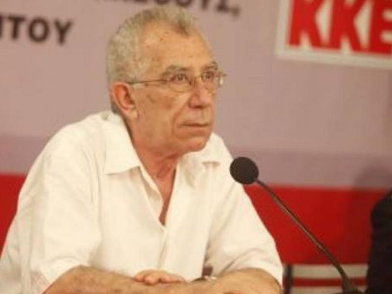 Πέθανε ο Μάκης Μαΐλης, στέλεχος του ΚΚΕ