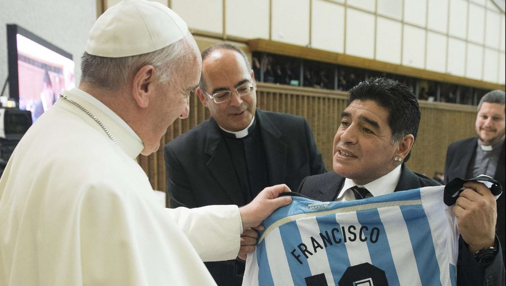 maradona francisco