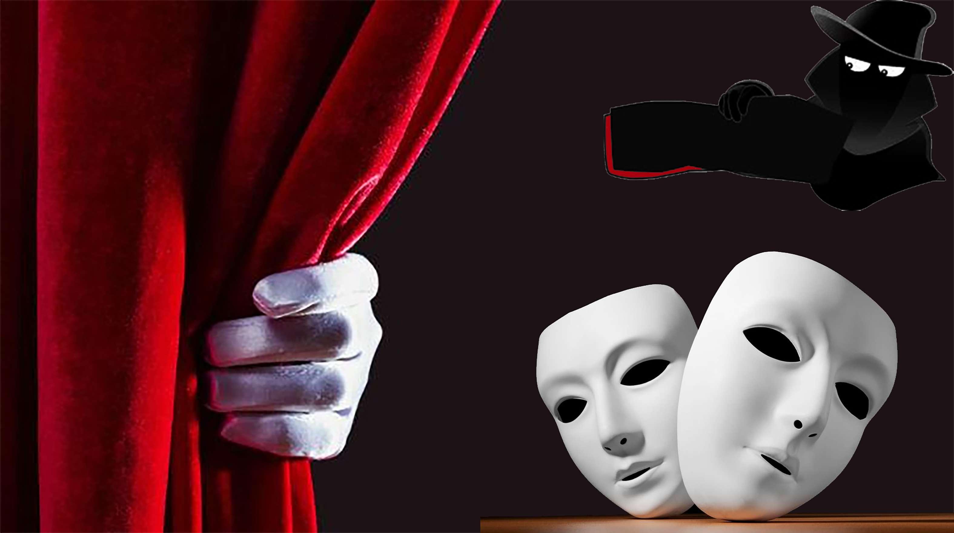 Θέατρο Ποιος είναι ο «βούρκος» Μίλησε κλαις Όχι δε λες Μήπως πεινάς Και τι να φας