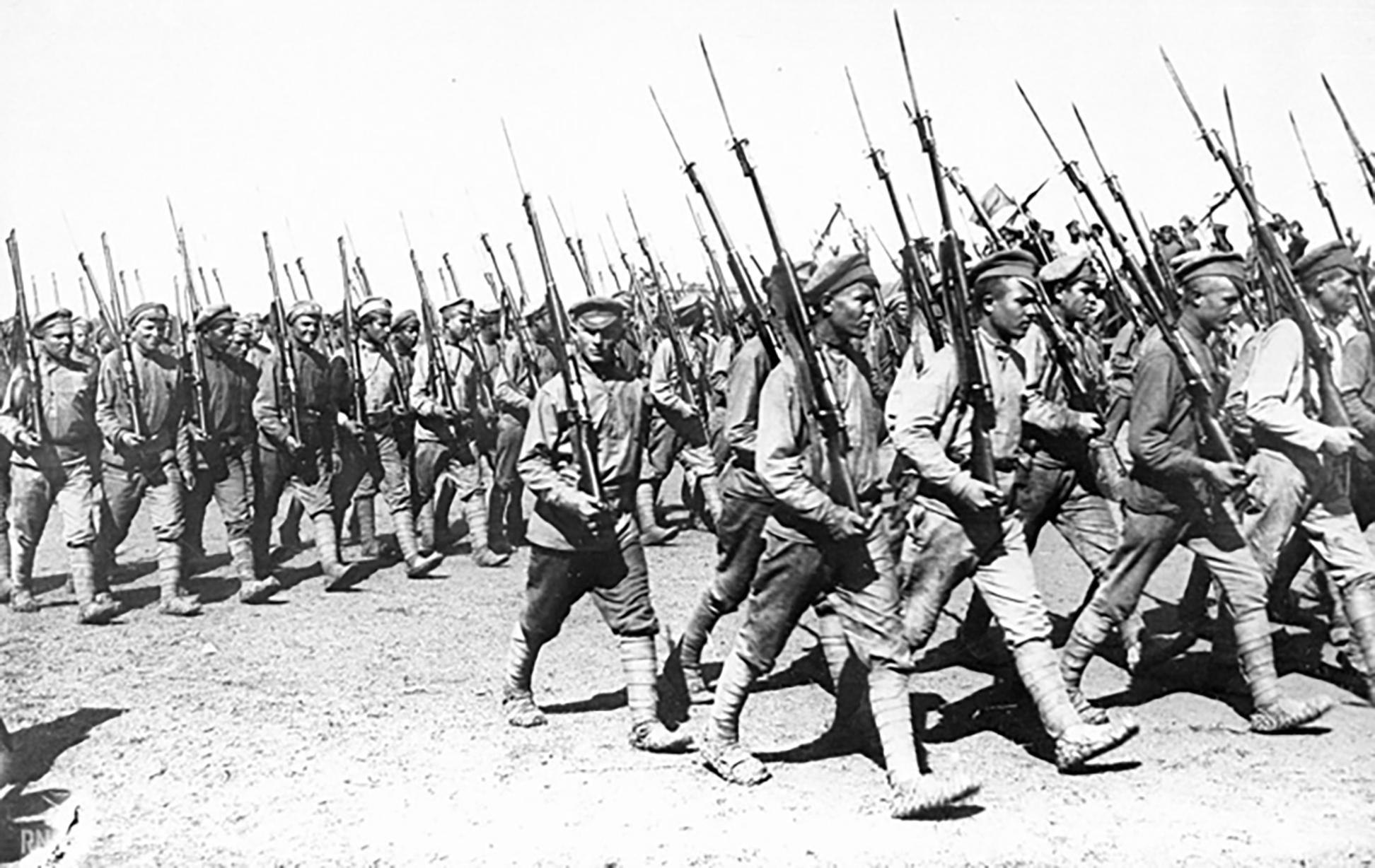 Κόκκινος Στρατός των Εργατών Αγροτών