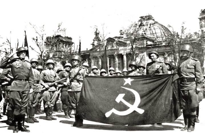 Ο Ηρωικός Δρόμος του Κόκκινου Στρατού