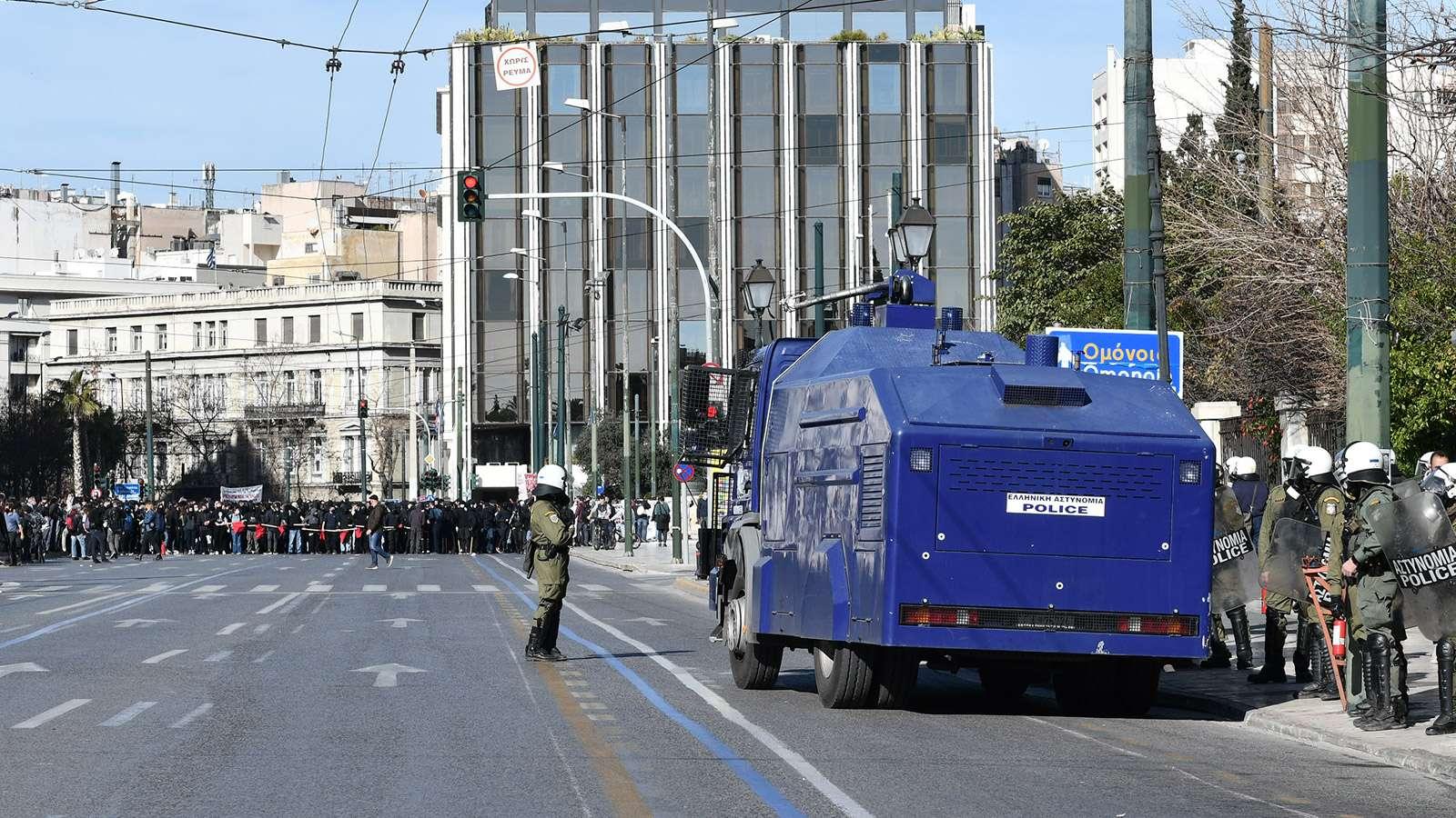 Συλλαλητήριο Αθήνα Σύνταγμα 10 Φεβ 2021 6