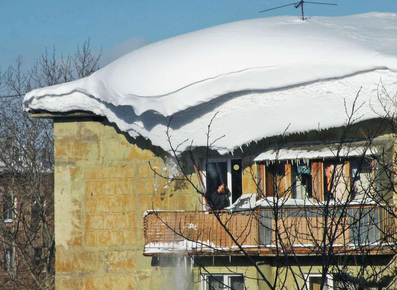 Χιόνια ρεύμα ΟΚ