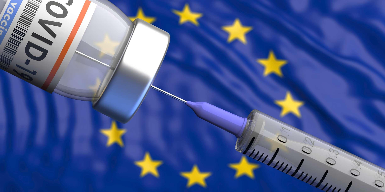 AstraZeneca vaccines EU
