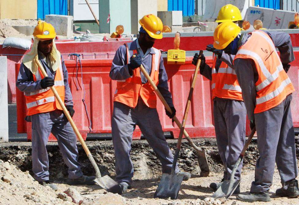 Qatar workers 6750 dead Mundial 2022