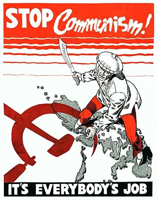 Stop Comunism