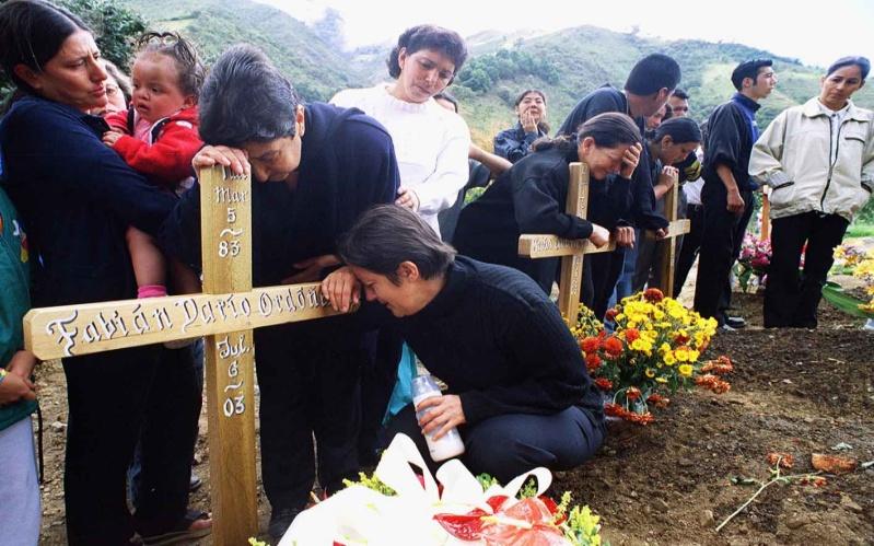 colombia killings