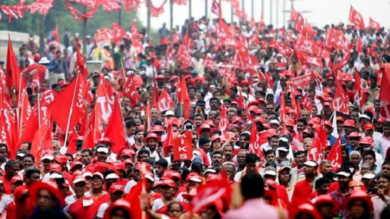 india communists