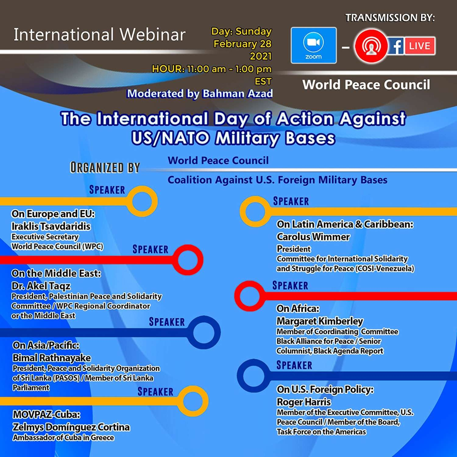 international day of action against us nato military bases 2