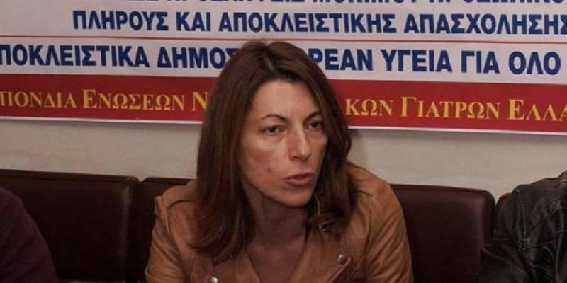 Ηλίας Σιώρας: Τρομοκρατία σε αγωνιζόμενες γυναίκες στο χώρο της Υγείας