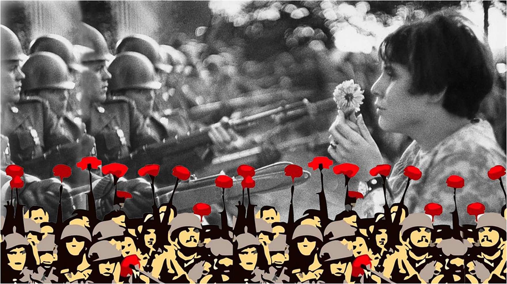 Από την «επανάσταση» των γαρυφάλλων στο συμβιβασμό και την ευρωλαγνεία