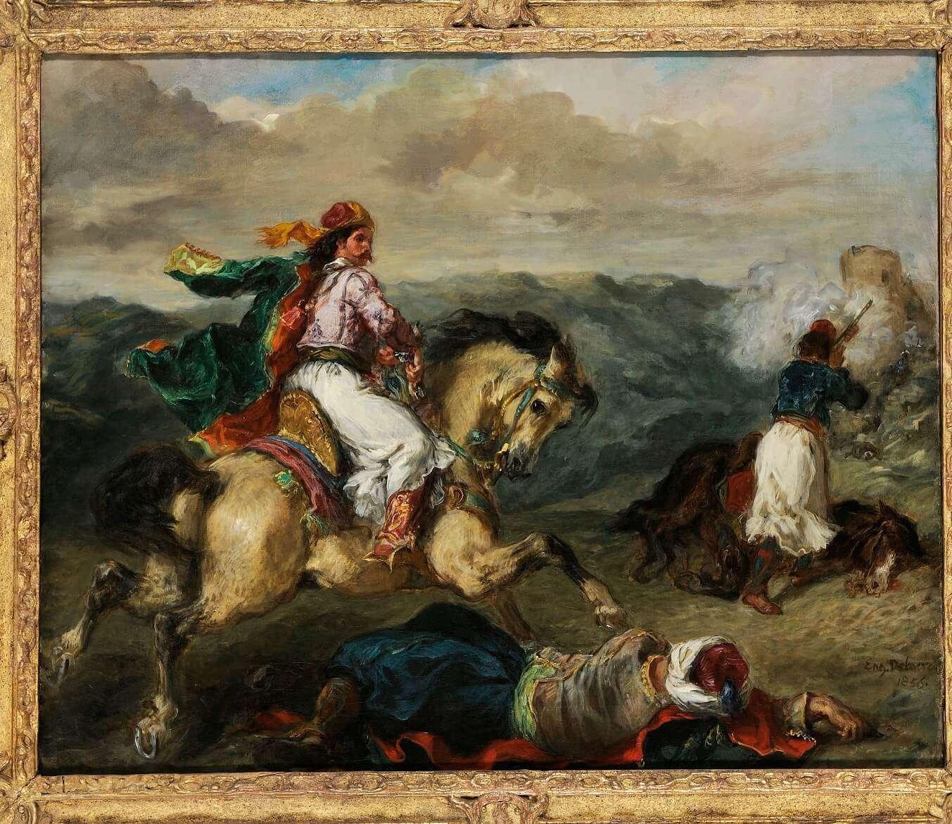 του Ελληνικού αγώνα 1821