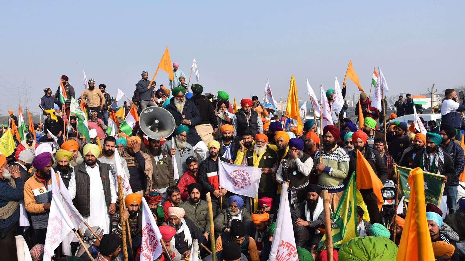 ΚΚ Ινδίας india farmers