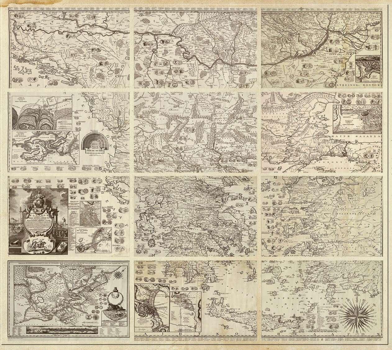 Χάρτα του Ρήγα ή Χάρτα της Ελλάδος