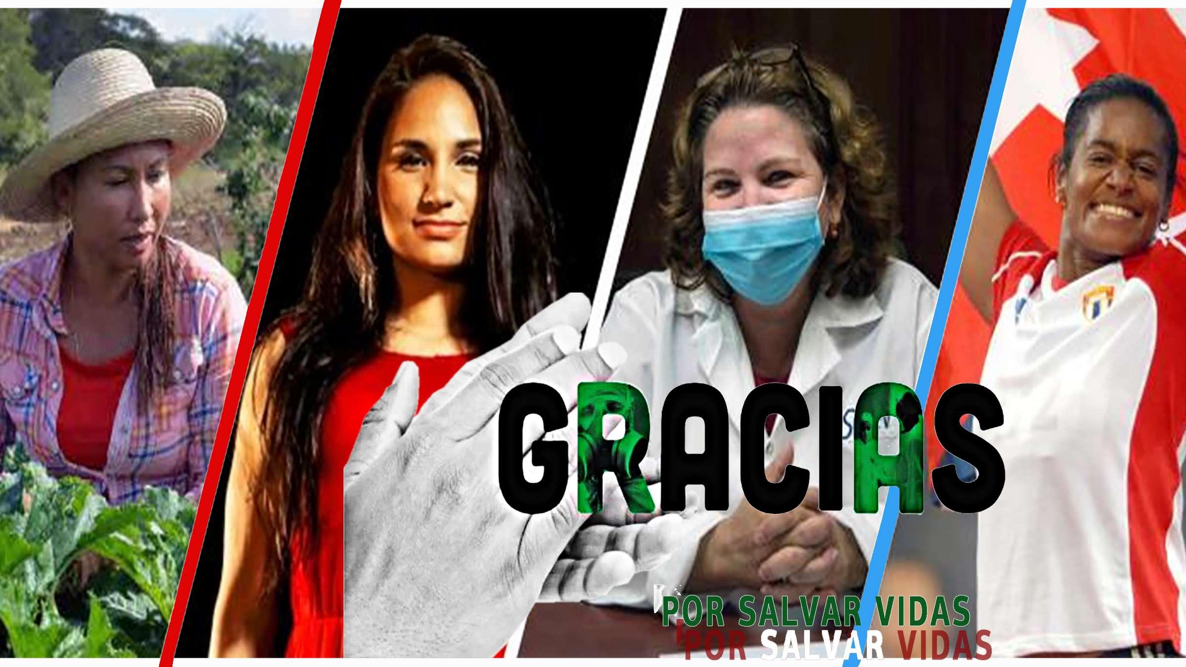8 de Marzo mujeres cubanas Programa Nacional para el Adelanto de las Mujeres PAM