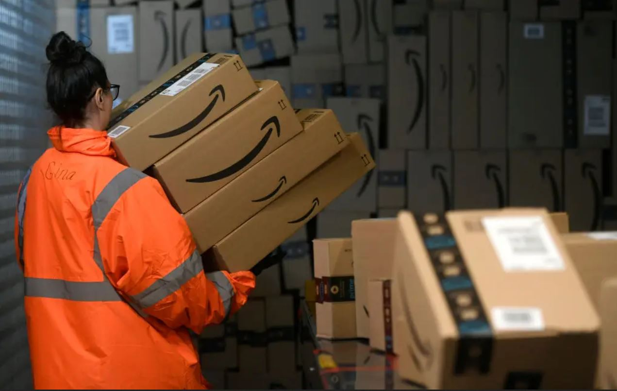 Amazon fulfillment centre in Brampton More than 400 COVID 19 cases reported