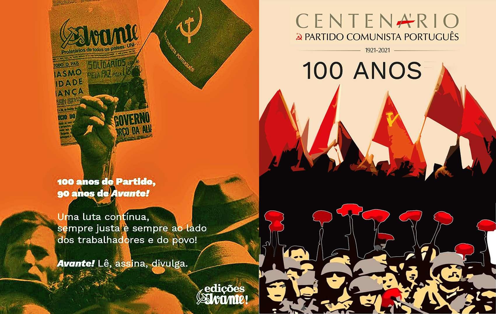 Centenário do Partido Comunista Português