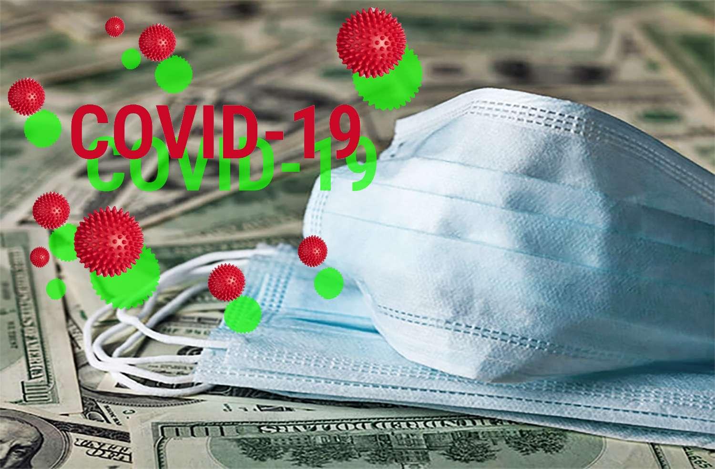 Covid money χρήμα