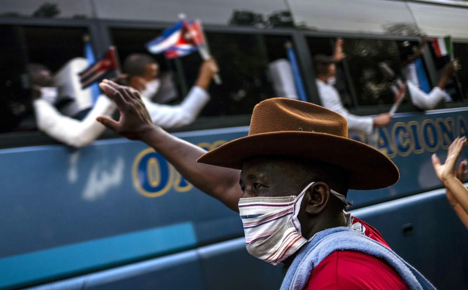 Gracias Cuba USA