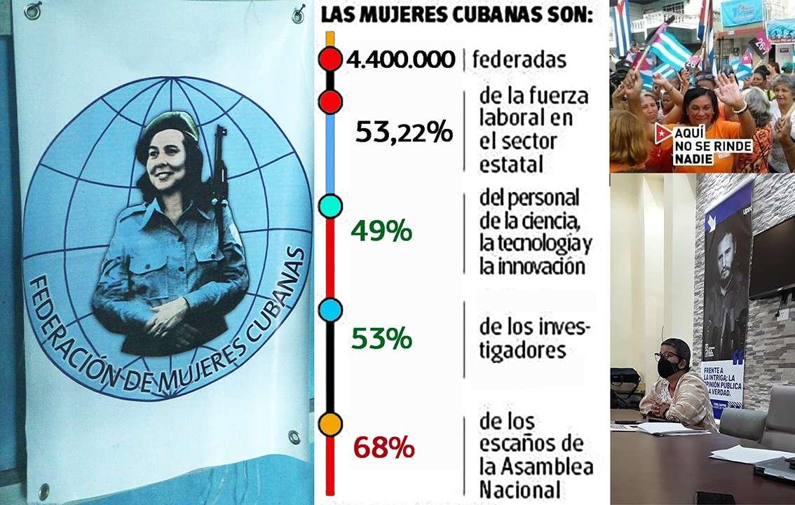 Las mujeres cubanas son