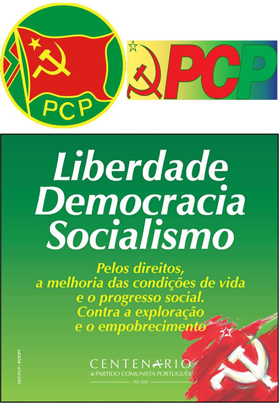 Liberdado Democracia Socialismo Pelos direitos a melhoria das condições de vida e o progresso social. Contra a exploração e o empobrecimento
