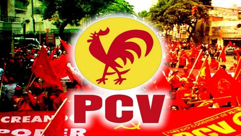 PCV Partido Comunista de Venezuela