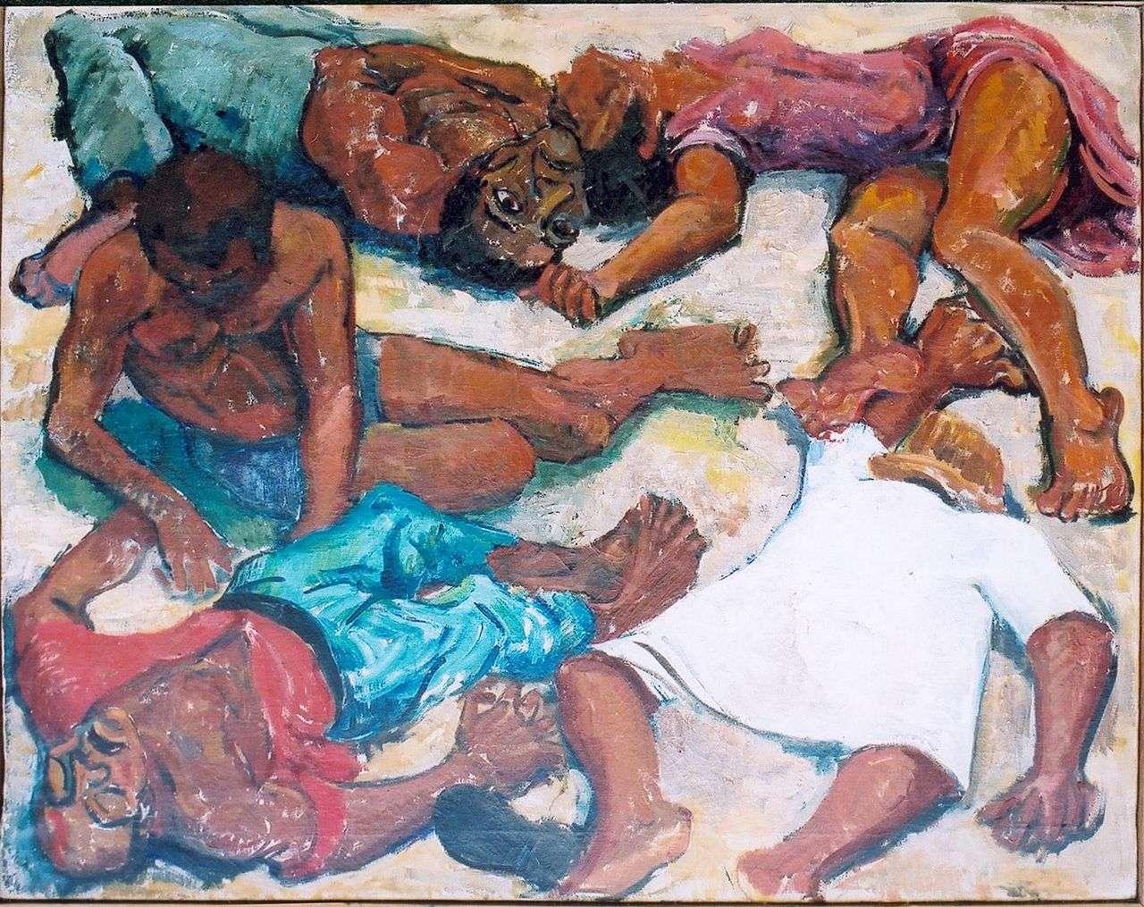 Sharpeville 21 March 1960 Godfrey Rubens