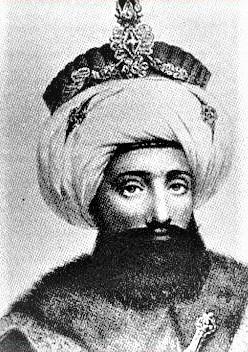 Sultan Mahmud Μαχμούτ Β