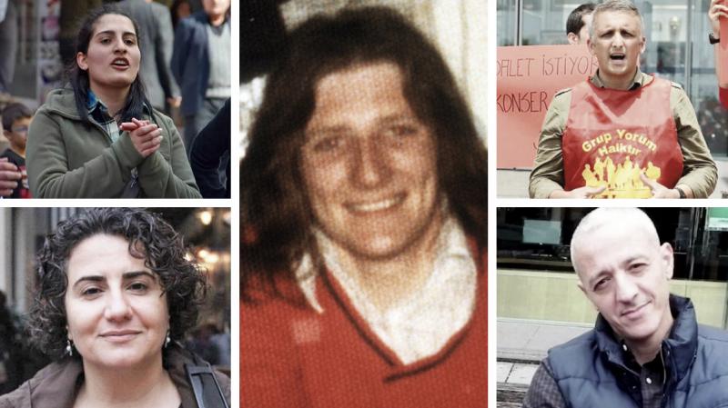Πέντε περιπτώσεις κρατούμενων που πέθαναν έπειτα από απεργία πείνας