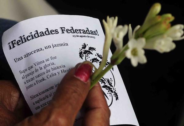 fmc aniversario La mujer cubana en primera línea