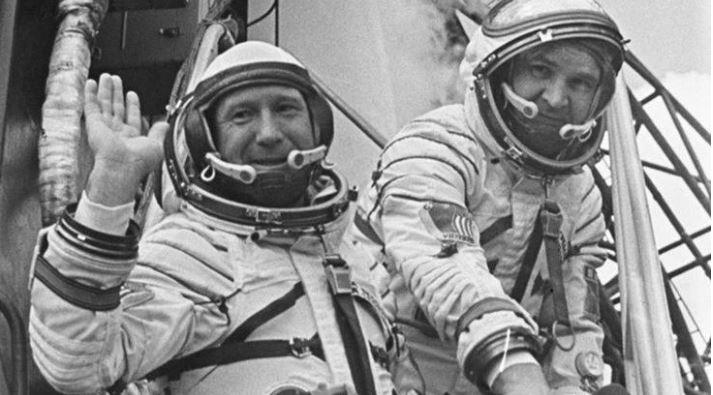 sovietikoi astronautes