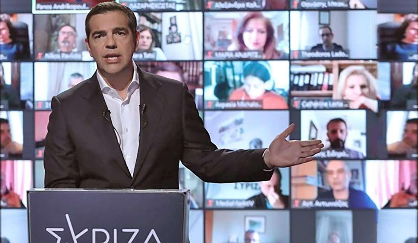 Τσίπρας ιδιωτικό χρέος Trade With Greece 2021