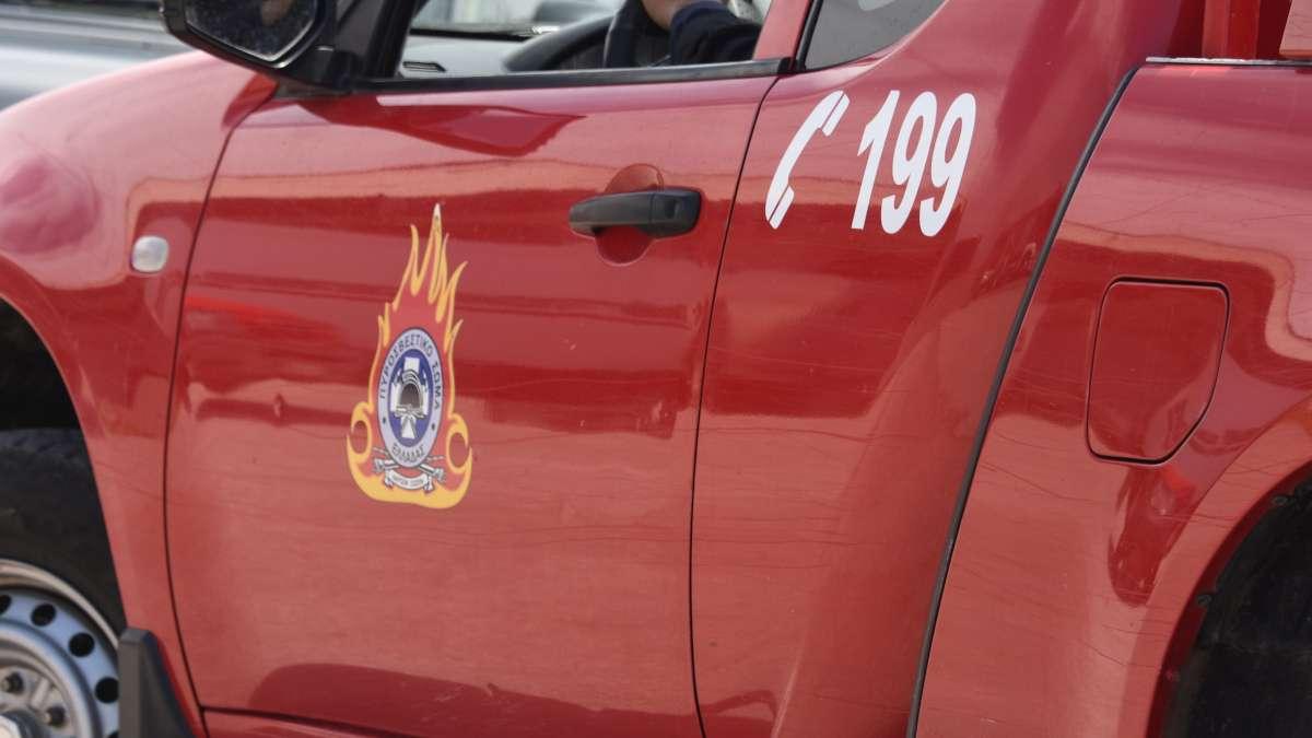 199 Πυροσβεστική