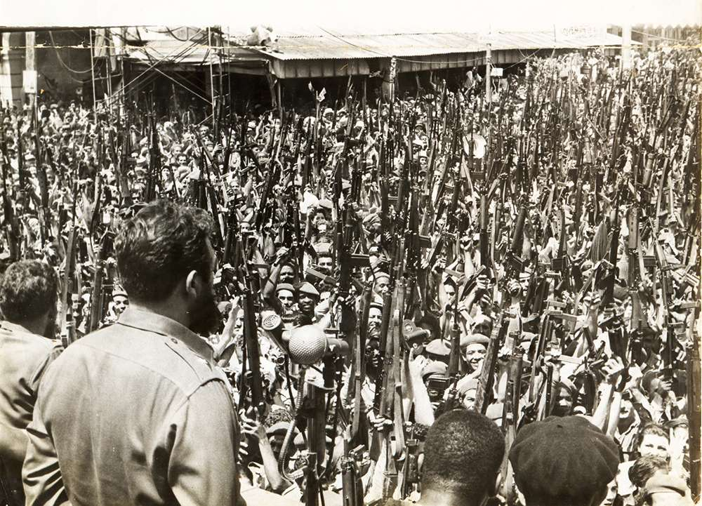 1er Congreso PCC como otra Revolución Fidel