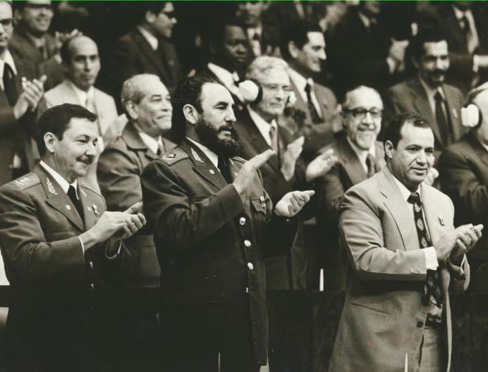 1er Congreso PCC que fue como otra Revolución Fidel habló del significado del Congreso para la nación y para la consolidación del Partido