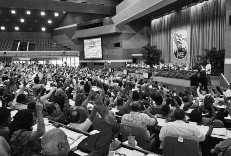 6to Congreso del PCC