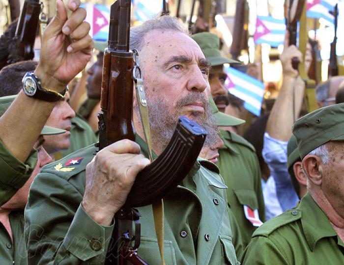 8vo Congreso Partido Comunista de Cuba Fidel Castro