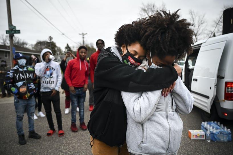Daunte Wright Μινεάπολη ΗΠΑ θάνατος του 20χρονου Ντόντε Ράιτ στο Brooklyn Center