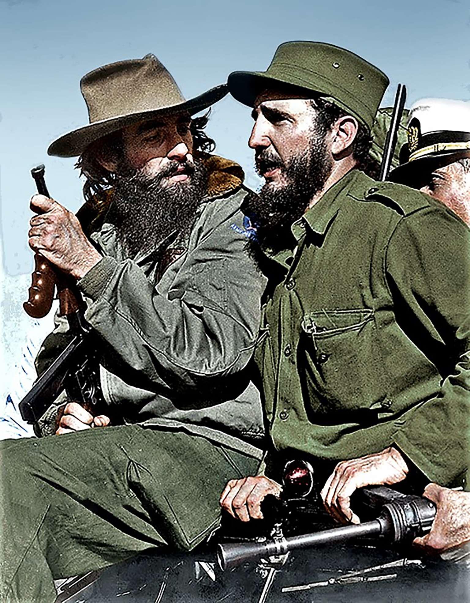 Fidel Y Camillo