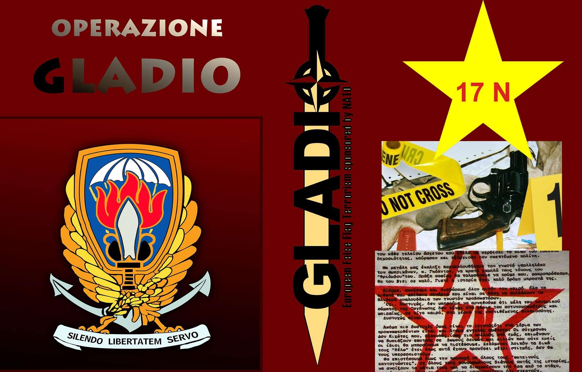 Operazione Gladio 17N Κόκκινη προβιά