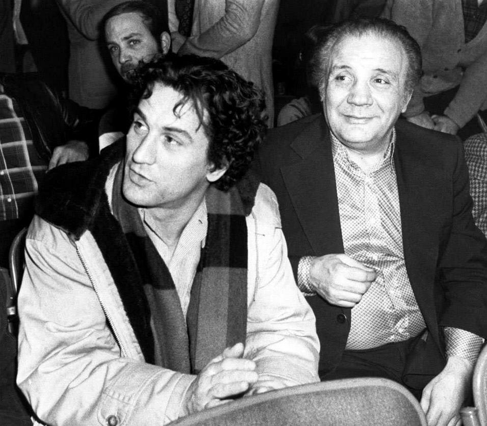 Robert De Niro Jake LaMotta