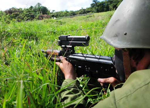 defensa nacional en cuba
